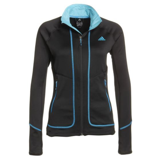adidas Terrex Swift Pordoi Fleece-Jacke Damen