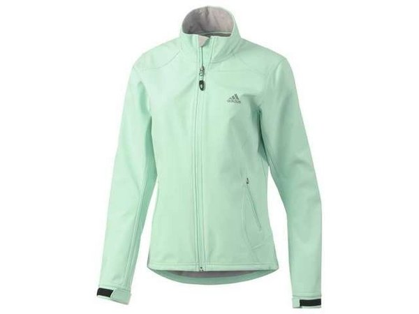 adidas Hiking-Softshell für Damen